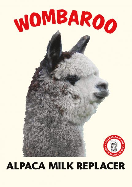Alpaca Milk Replacer