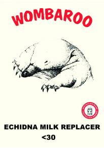 Echidna Milk replacer Early Lactation