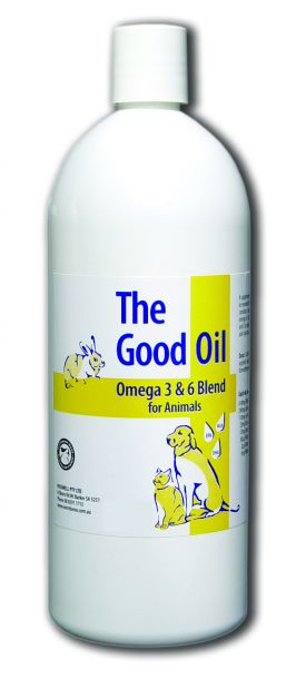 The Good Oil For Animals