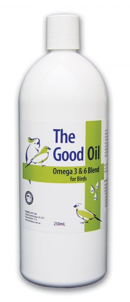 The Good Oil for Birds