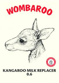 Kangaroo Milk Replacer 0.6