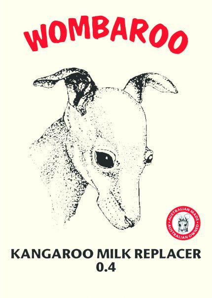Kangaroo Milk  Replacer  0.4