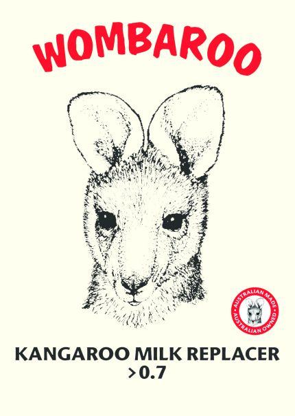 Kangaroo Milk replacer 0.7