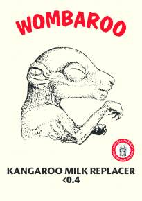 Kangaroo Milk Replacer <0.4