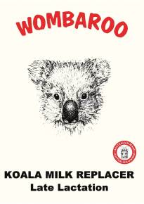 Koala Milk Replacer Late Lactation