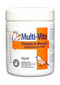 Multi-Vite for Birds