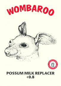 Possum Milk Replacer <0.8