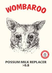 Possum Milk Replacer >0.8