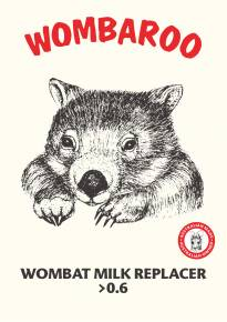 Wombat Milk Replacer 0.6